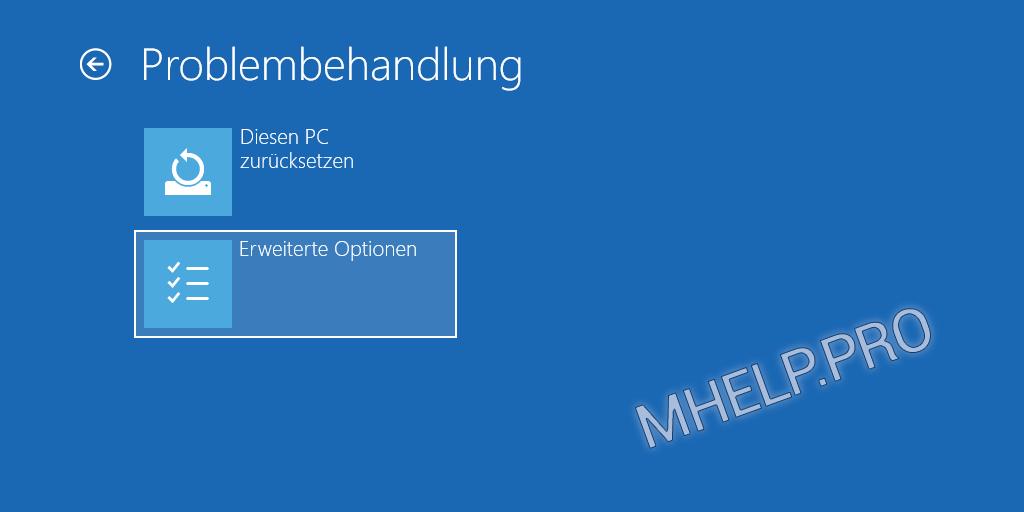 Windows abgesicherter Modus - Problembehandlung