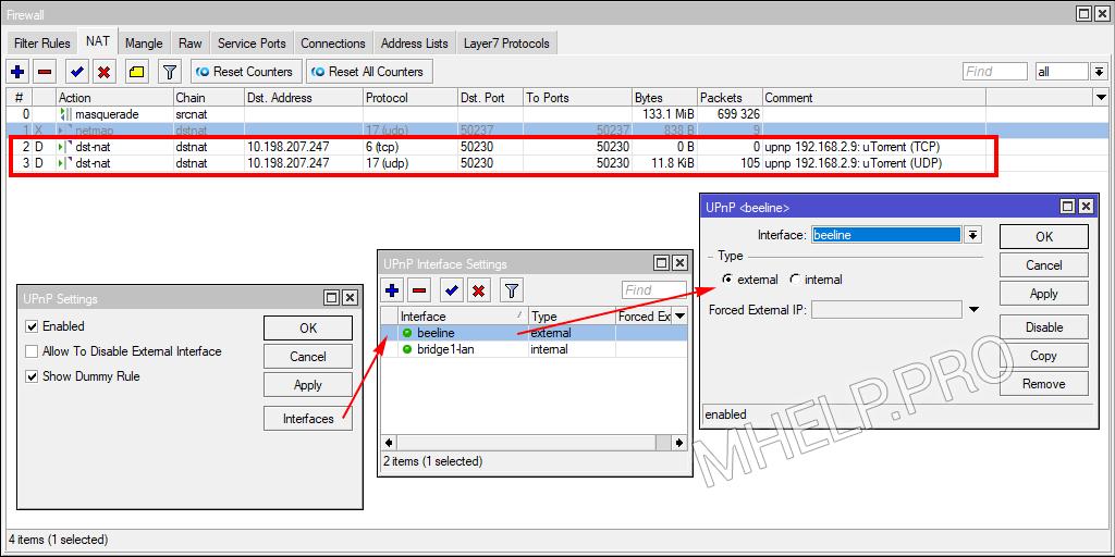 Comment transférer le port sur votre routeur en utilisant UPnP